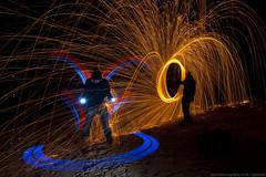torch hands marshall (~ jules ~) Tags: longexposure light lightpainting beach wool silhouette night painting julian nikon paint spin flash marshall led tokina torch jules cathode wirewool lapp 1116mm d300s jayemphotographycouk