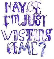 Oh Well, Oh Well (disasterofsorts) Tags: art pen lyrics drawing maydayparade ohwellohwell