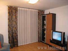 "Decoración para Salones Clásicos: Cortinas con Dobles Cortinas y Bandos, Tapicerías, Paneles Japoneses, Estores... • <a style=""font-size:0.8em;"" href=""http://www.flickr.com/photos/67662386@N08/6476313381/"" target=""_blank"">View on Flickr</a>"