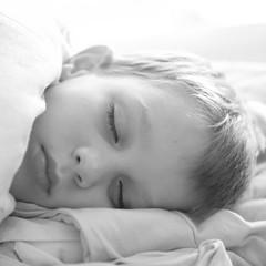 Sleeping (Miklos Rabi) Tags: olympus f18 45mm matyi gh2 mzd