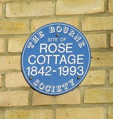 Photo of Blue plaque № 8296