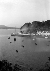 Inverness-shire - Skye - Portree - m.v. Lochnevis (1953) (bellrockman2011) Tags: sutherland ferries durness ullapool rossandcromarty invernessshire youthhostels syha rossshire carbisdale stackpolly