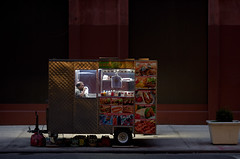 Broadway (joe holmes) Tags: broadway vendor streetvendor halal foodcart