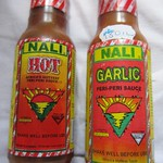 "Nali Hot Sauce <a style=""margin-left:10px; font-size:0.8em;"" href=""http://www.flickr.com/photos/14315427@N00/6505248495/"" target=""_blank"">@flickr</a>"