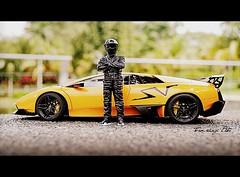 Malaydiecasters: Lamborghini Murcielago SV (tamahaji) Tags: club mall 150 malaysia lp kuala diorama lumpur 118 diecast amcorp 6704 malaydiecasters