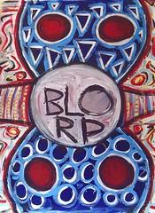 double blorp (divedintopaint) Tags: ferrara astratto quadri espressionismo dived informale neoprimitivismo