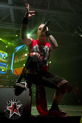 Five Finger Death Punch -  Compuware Sports Arena - Plymouth, MI - Dec 16th 2011
