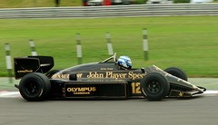 Type 98Ta (Plbmak) Tags: dice black classic race john gold one track lotus f1 player historic special single formula iconic senna ayrton jps blackgold snetterton johnplayerspecial seater type89ta