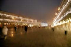 San Marco (Franco Ferri Mala) Tags: travel venice light people italy colour evening paint biennale venezia sanmarco