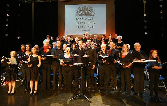 Thurrock Community Chorus Christmas Concert