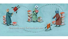 Bookmooch.com | Αντάλλαξε τα μεταχειρισμένα βιβλία σου με άλλα περισσότερα!