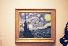 van gogh (thelisbonmaru) Tags: nyc newyorkcity art museum moma vangogh starrynight