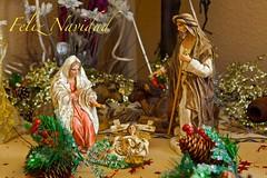 Feliz Navidad 2011 / Merry Christmas (- Gabi de la Torre) Tags: christmas jesus merry nacimiento feliznavidad pesebre 2011 jose maria portaldebelen