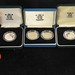 3037. (6) UK Silver Proof Coins