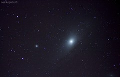The One and Only Andromeda Galaxy (astrosneo) Tags: stars photography image galaxy astrophotography m31 astronomy galaxies cosmology youngstars andromedaconstellation m32 m110 openstarcluster theandromedagalaxy neilkopicki