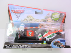 disney cars 2 francesco bernoulli (jadafiend) Tags: scale kids toys model disney puzzle pixar remotecontrol collectors adults variation francesco launcher cars2 crewchief lightningmcqueen lewishamilton targetexclusive kmartexclusive collectandconnect raoulcaroule jeffgorvette johnlassetire carlomaserati piniontanaka carlavelosocrewchief mcqueenalive denisebeam meldorado pitcrewfillmore francescoscrewchief