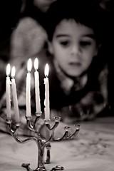 Ilan Hanukkiah candles (lifeinmyzoo) Tags: christmas family holiday hanukkah hanukkiah xmas11