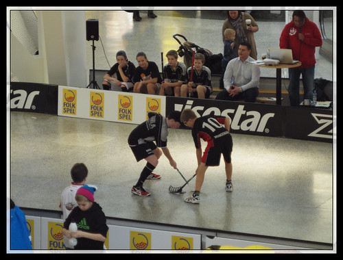 Innebandy a.k.a floor ball