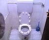 tavoletta spinosa (manlio.gaddi) Tags: toilet wc vespasiano gabinetto pisciatoio waterclosed