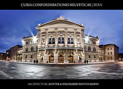 Switzerland - Bundeshaus Bern - Curia Confoederationis Helveticae - Federal Palace of Switzerland (Kuster & Wildhaber Photography) Tags: city house building history architecture night schweiz switzerland fdp place nacht politics hauptstadt capitol sp stadt architektur palais bern bundeshaus bluehour gps helvetica parlament svizzera nationalrat palazzo regierung berne nuit federal bund gebude bdp ville ch 2012 parlamentsgebude csp 1902 curia blauestunde suissa svp evp bundesplatz federale glp lichtshow cvp fdral nohdr regierungsgebude kantonbern eidgenossenschaft bernoise confoederatio cspo vertorama helveticae confoederationis curiaconfoederationishelveticae multirowpanorama hansauer capitalcityofswitzerland