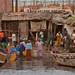 Saint-Louis du Sénégal, village des pêcheurs