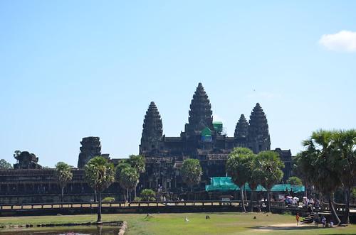 Hot Day in Angkor Wat ©  Still ePsiLoN