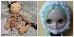 My first and my last doll in 2011