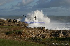 DSC00536 (Mark Coombes Photography) Tags: sea portland waves dorset rough