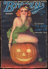 Breezy Stories 11/35 (matthewkirscht) Tags: halloween up vintage pin pulp breezy bolles