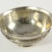 147. Heavy Cut and Hammered Silver Sommalier/Wine Tasting Cup
