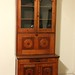 235. Unusual 19th Century Folk Art Cupboard