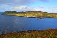 Uig ferry port (gmj49) Tags: skye scotland sony uig gmj a350