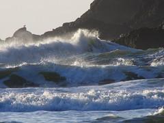 Uprising (Boyds Gallery) Tags: ocean sea storm oregon coast rocks surf wave