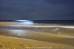 Calm Waves (Clearvisions) Tags: longexposure blue sky seascape wet water sand relaxing calming calm dorset bournemouth skyclouds clearvision clearvisionsphotography clearvisions tonycward seasidereflection beachcoastsmooth ssacadamy