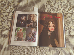 """""""You really are the smartest witch of your age."""" (bonifhiago) Tags: ronald book para emma harry potter screen watson page das livro rupert hermione granger tela rony weasley grint pginas"""