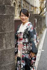 Josephine,  (Yoshio Taka) Tags: japan kyoto   kimono