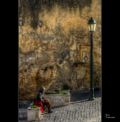 A Lamp, one Man and his thoughts (Rui Trancoso) Tags: bestcapturesaoi ruitrancoso mygearandme
