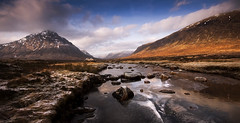 River Etive (Joe Dunckley) Tags: uk winter mountains ice landscape scotland highlands frost rivers rannochmoor westhighlands a82 buachailleetivemr riveretive