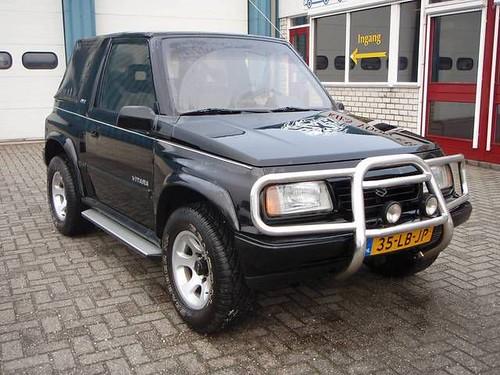 1991 Suzuki Vitara
