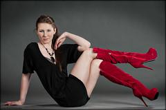 Asha Lee (Mark_Rosa) Tags: woman girl beauty female model glamour 2012 ashalee beautyshoots