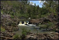 Millstream Falls 1, Tablelands (NQ) (o2elot) Tags: waterfall australia queensland oceania