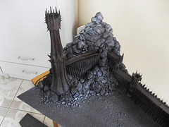 29 (Mtys Gbor) Tags: black tower gate lord lotr rings lordoftherings sauron mordor ura blackgate morannon gyrkura gyrk mrdor