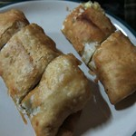 "Burrito-Sized Eggrolls <a style=""margin-left:10px; font-size:0.8em;"" href=""http://www.flickr.com/photos/14315427@N00/6829341609/"" target=""_blank"">@flickr</a>"