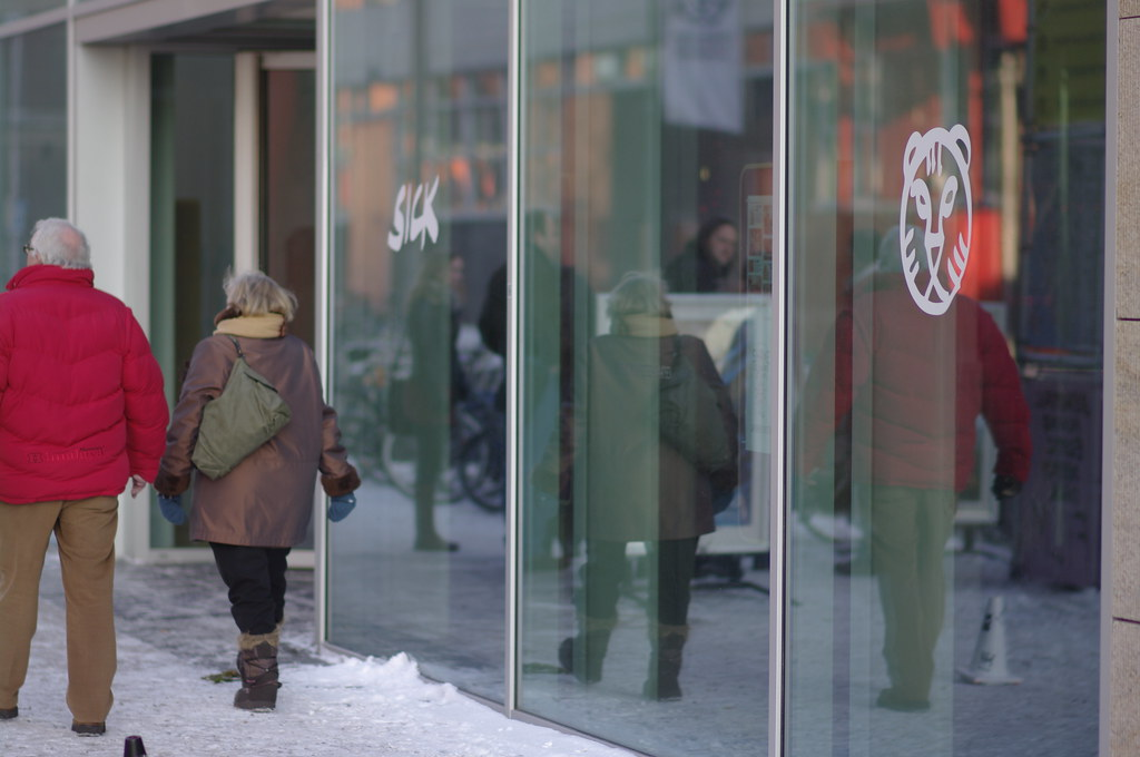 IFFR 2012: Lantaren/Venster reflection