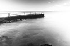 Caleta, El Hierro (- GD photography -) Tags: sea white black blanco marina mar nikon negro sigma 1020 vacaciones caleta 2011 d90 elhierro sigma1020