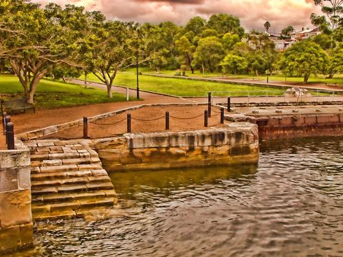 heritage history geotagged dock sydney engineering australia company nsw hdr balmain morts c1855 geo:lat=33853608 geo:lon=15118454