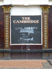 Cambridge pub, Westow Hill, Church Road, SE19 (victorianlondon) Tags: victorianlondon se19 churchroad westowhill cambridgepub