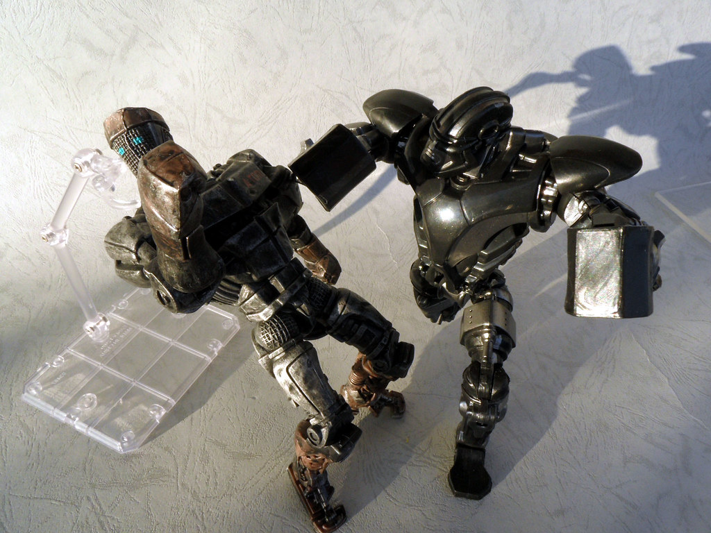 the world's most recently posted photos of realsteel and 超惡男子