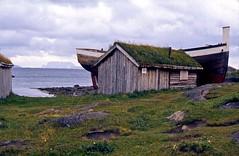 Ved Bodsjen (estenvik) Tags: sea anna beach norway boat wooden fjord bt nordnorge fjre karoline sj nordland bodsjen jekt btst estenvik erikstenvik