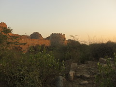 IMG_0060 (Tarun Chopra) Tags: sunset india canon gurgaon s100 tughlaqabadfort digitalixus archaeologicalsites canons100 canonpowershots100